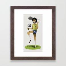 Socrates Framed Art Print