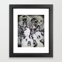 Thoughts II Framed Art Print