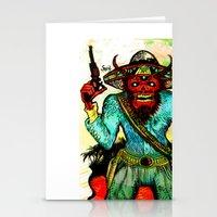 pistolero Stationery Cards