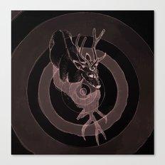 Cervidae Canvas Print