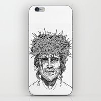 Crown Of Thorns iPhone & iPod Skin