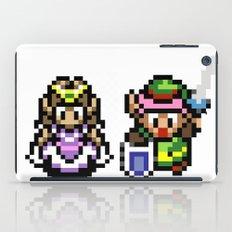 Zelda and Link iPad Case