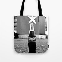 Star-Lite Coke Tote Bag