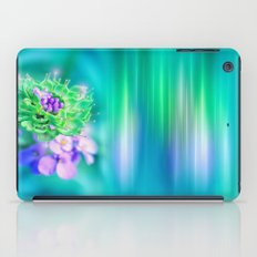 The Sound of Light and Color - MINT iPad Case