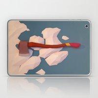 Axe Laptop & iPad Skin