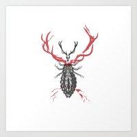 Hannibal's Totem Art Print