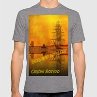 Tall Ships - Morning Of … Mens Fitted Tee Tri-Grey SMALL