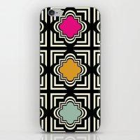 Geo Tile  iPhone & iPod Skin