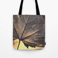 canadian maple leaf - square Tote Bag
