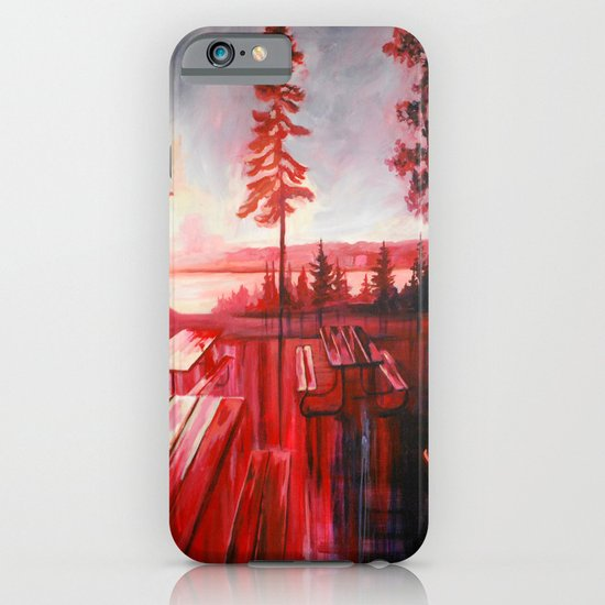 Night After Night  iPhone & iPod Case