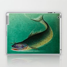 Stained Glass Fish - 1 Laptop & iPad Skin