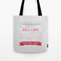 Dragon Age 2: Anders Rom… Tote Bag