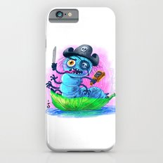 pirate worm iPhone 6 Slim Case