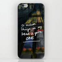 A Million Things iPhone & iPod Skin