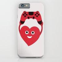Gaming Heart iPhone 6 Slim Case