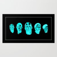 The Greatest Team Ever Art Print