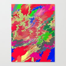Sugar Shock Canvas Print