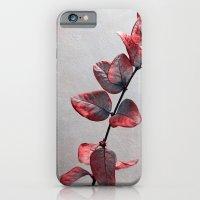 Red Leafs iPhone 6 Slim Case