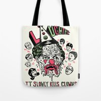 Laughter.. Tote Bag