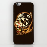 Raiders of the lost star iPhone & iPod Skin