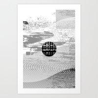 Ficciones Typografika 12… Art Print