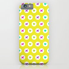 Hearts and kisses Slim Case iPhone 6s