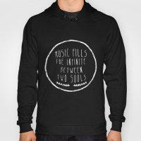 I. Music Fills The Infin… Hoody