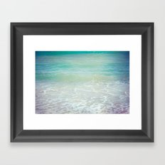 ocean's dream 03 Framed Art Print