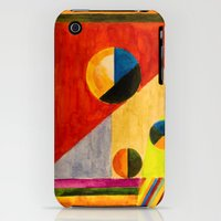 iPhone 3Gs & iPhone 3G Cases featuring BALANCE by THE USUAL DESIGNERS