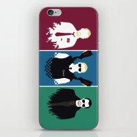 Blood & Ice Cream iPhone & iPod Skin