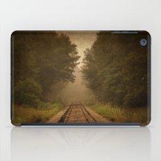 Rural Line iPad Case