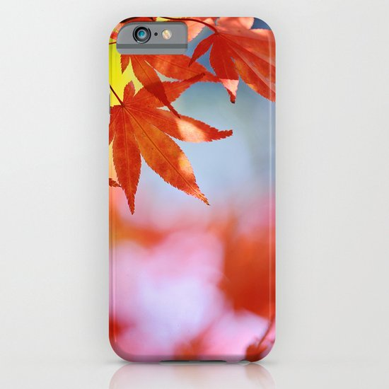 Autumn blush iPhone & iPod Case