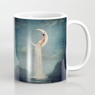 Moon River Lady Mug