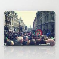 A London Parade  iPad Case