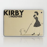 Kirby Hoover Laptop & iPad Skin