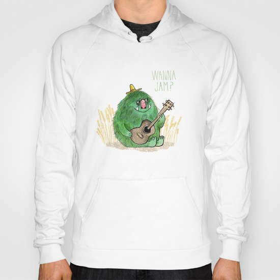 Monster Jam Hoody