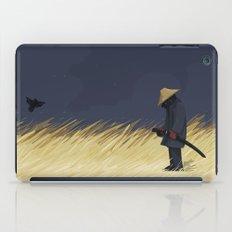 False Alarm iPad Case