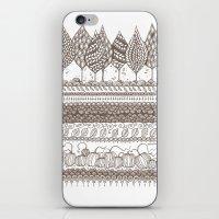 Pumpkin Patch iPhone & iPod Skin