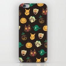 Pattern Of Masks.  iPhone & iPod Skin