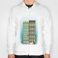 Time To Get Up & Go To W… Hoody
