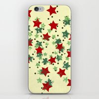 5 Colors Composition (#2) iPhone & iPod Skin