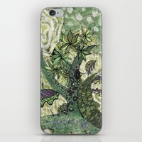 jungle 2 iPhone & iPod Skin
