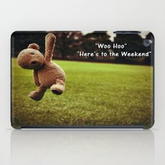 Here's to the Weekend =) iPad Case