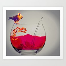 MixMotion: Punches Art Print