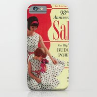 1963 - 98th Anniversary Sale -  Summer Catalog Cover iPhone 6 Slim Case