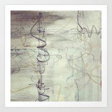 Cygnus II  Art Print