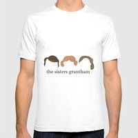 The Sisters Grantham: Do… Mens Fitted Tee White SMALL