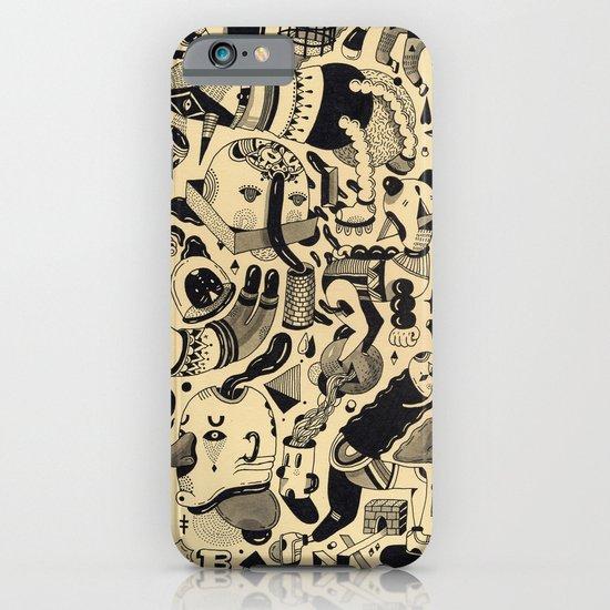 Pretzel iPhone & iPod Case