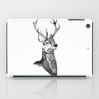 Noble Stag iPad Case
