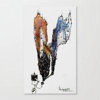 Creating Dimensions Canvas Print